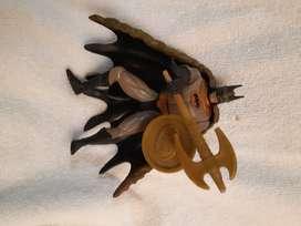 Figura de Batman estilo medieval o Vikingo