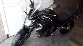 Kawasaki Eron 650cc.