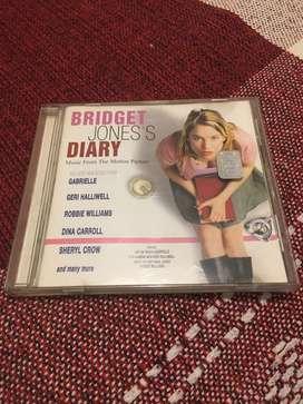 Bridget Jones's Diary CD