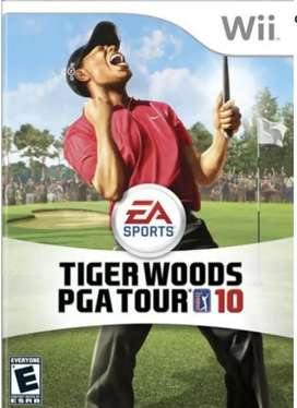 Tiger Woods PGA Tour 10 Nintendo Wii