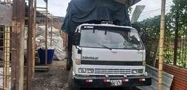 Vendo camion en perfecto estado a prueva de todo marca isuzu con motor mithsuvichi