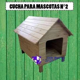 CUCHAS PARA MASCOTAS!!