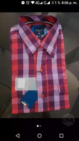 Camisa talla M kosta azul nueva