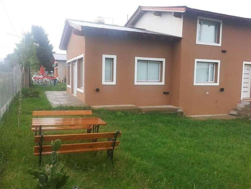 fl61 - Casa para 2 a 6 personas en Tandil 0