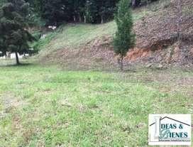 Lote Para Parcelación En Venta Medellín La Piscina: Código 822728