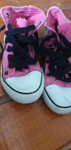 calzado nena