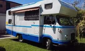 Motor Home Rastrojero de colección 1972 35mil km