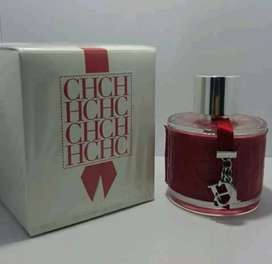 Perfume CH roja