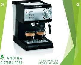 Hamilton Beach Cafetera De Espresso