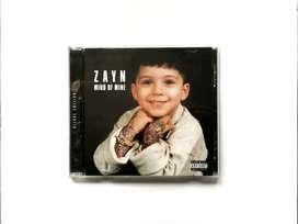 Zayn Malik (Mind Of Mine) Deluxe CD