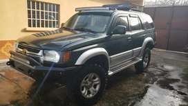 Toyota 4runner Limited 2002 4x4