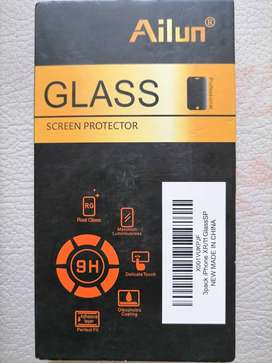 Se vende protector screen Ailum iphone R/X11