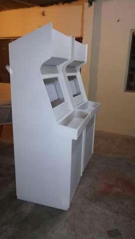Vendo Maquinas Arcade Multijuegos