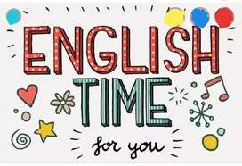 Clases particulares de Inglés  para nivel básico e intermedio