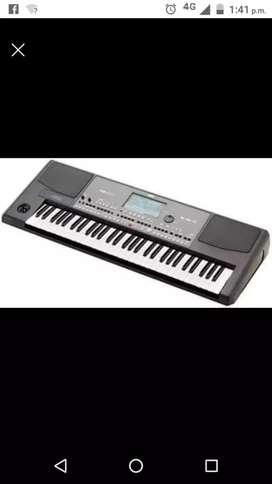 teclado Korg pa 600