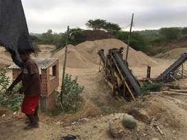 SE VENDE  CANTERA O MINA Títulos minero de 40 hectáreas
