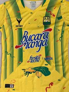 Camiseta Atlético Bucaramanga Edición Feria