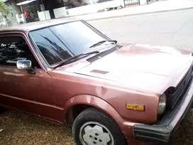 Vendo o permuto honda Civic mod 80 dos puertas buen estado. tado