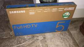 TELEVISOR SAMSUNG 43 pulgadas SMART TV