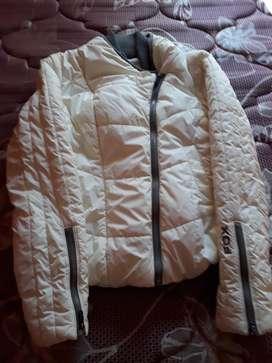 Campera Nueva Fox Original Blanca