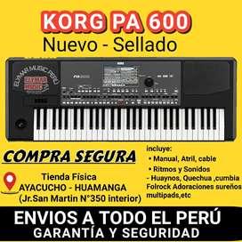 KORG PA 600 V2.1