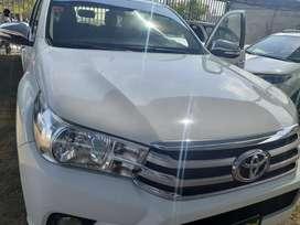 Toyota hilux srv full 2017