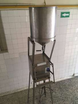 Empacadora selladora manual líquidos