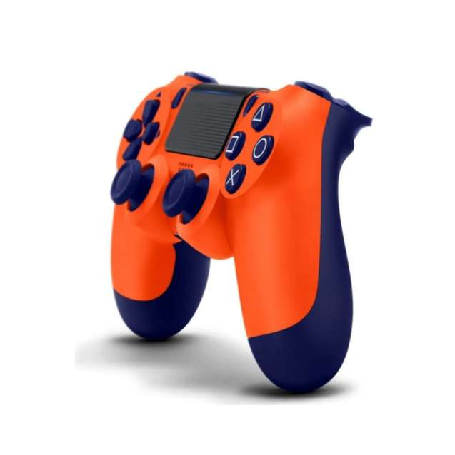 control de playstation 4 original para computador color naranja