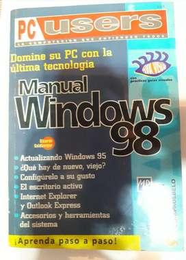 Manual Windows 98