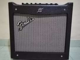 Amplificador para guitarra Fender Mustang 1, V2 20W