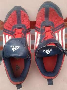 Zapatillas rojas hombre