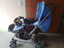 coche mecedora happy baby
