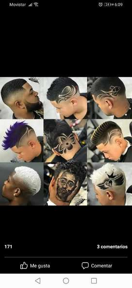 Excelente curso de barberia totalmente desde 0