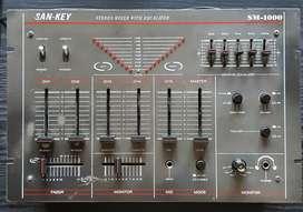 DJ Mixer SANKEY SM1000