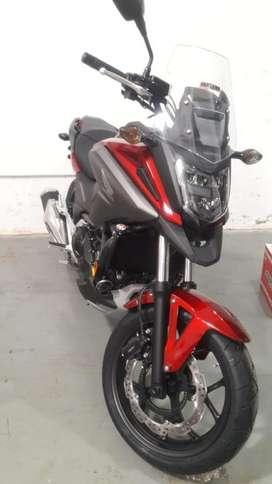 Honda Nc750x 0Km - BONIFICADA-  Masera Automotores SA -