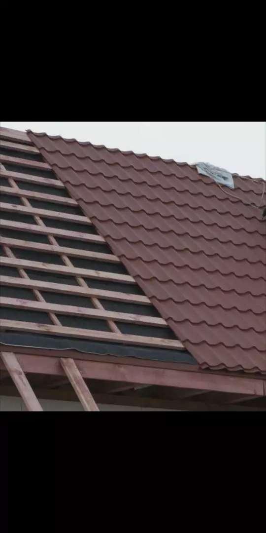 Techista. Reparación de techos teja chapa entrepisos 0
