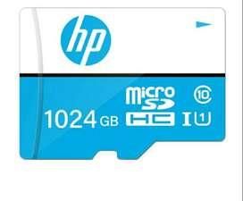 Memoria SD 1TB 1000 gb para celular marca HP