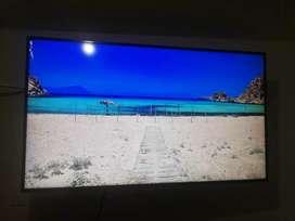 Se vende televisor SAMSUNG Smart TV de 50 pulgadas