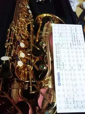 Saxo Yamaha Custom Yas875