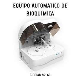 BIOELAB AS 160 - EQUIPO AUTOMATIZADO DE BIOQUÍMICA