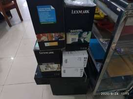 Oferta de toners Lexmark, HP, Canon, Samsung y Xerox