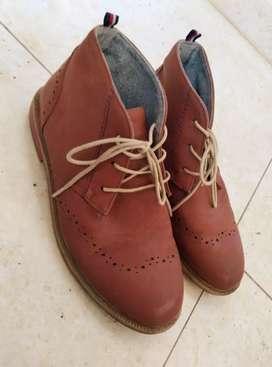 Zapatos tommy originales talla 35