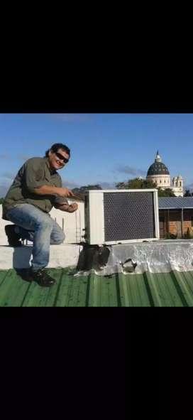Instalaciones y reparaciones ACEPTAMOS MERCADO pago