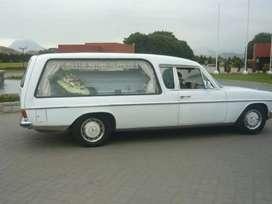Venta de Carroza Mercedes  Benz