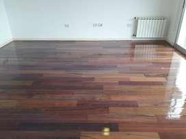 Pulidor de pisos de madera con experiencia