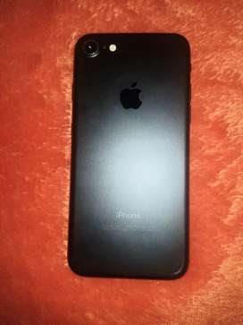 IPHONE S7 COLOR NEGRO