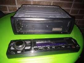 Vendo radio para carro marca sony
