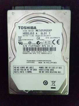 disco rigido de 500gb