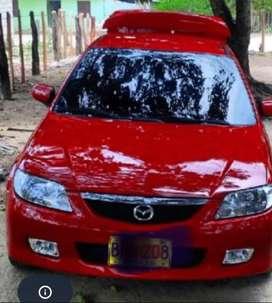 Vendo Mazda Allegro 1.3 modelo 2003