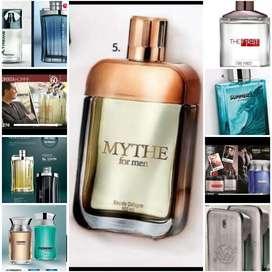 Perfumes de mujer y hombre
